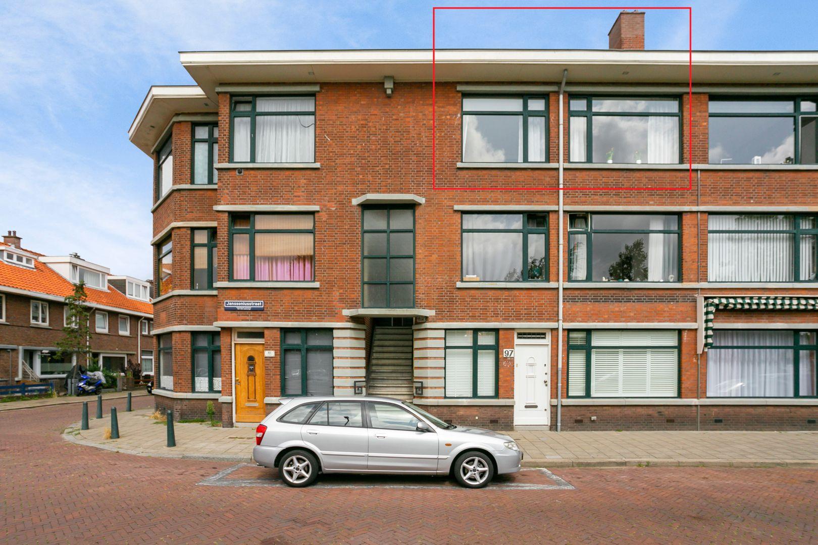 Janssoniusstraat 101, Den Haag foto-0