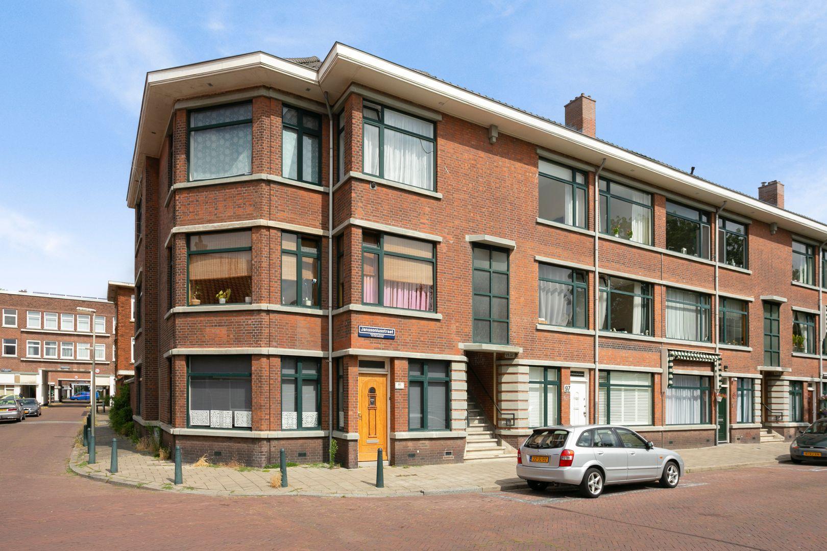 Janssoniusstraat 101, Den Haag foto-2