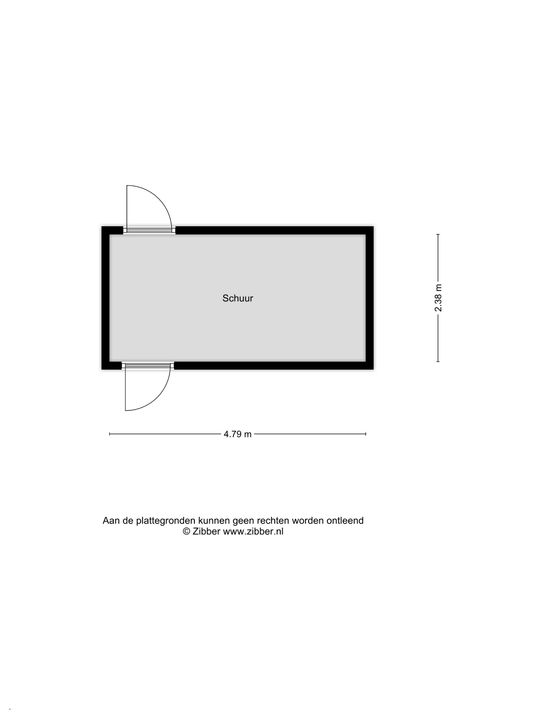 Kaapstraat 176, Den Haag floorplan-3