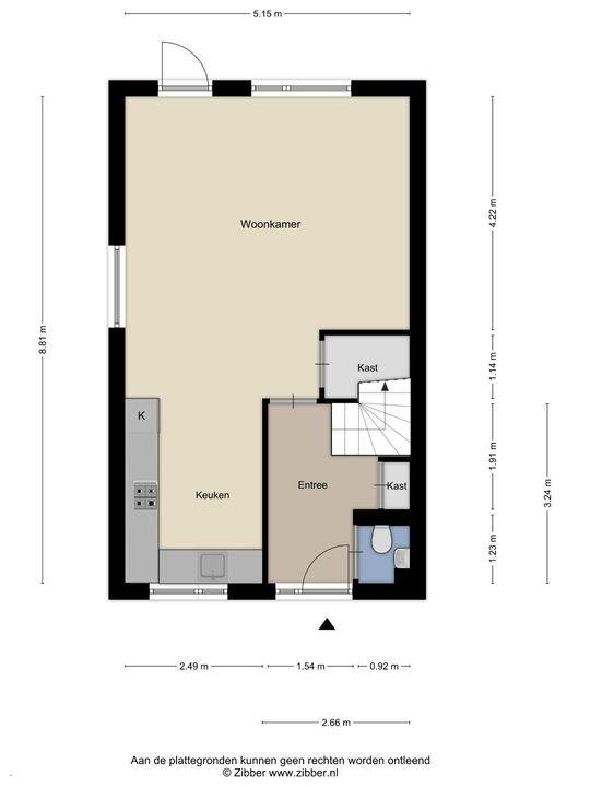 Mare 2, Pijnacker floorplan-1