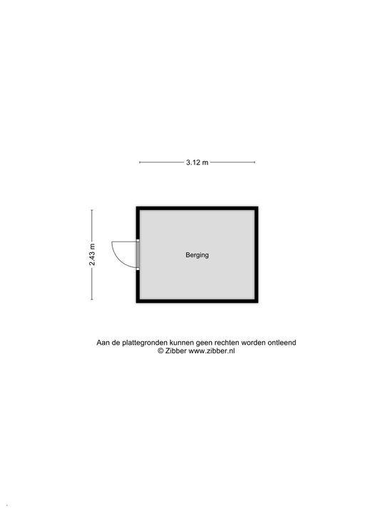 Klinckaertschans 19, Zoetermeer floorplan-3