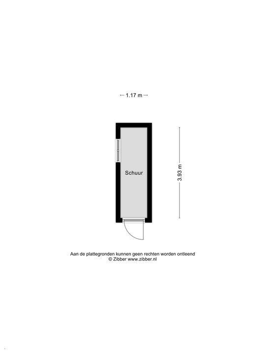Van Alkemadelaan 1 a, Den Haag floorplan-5