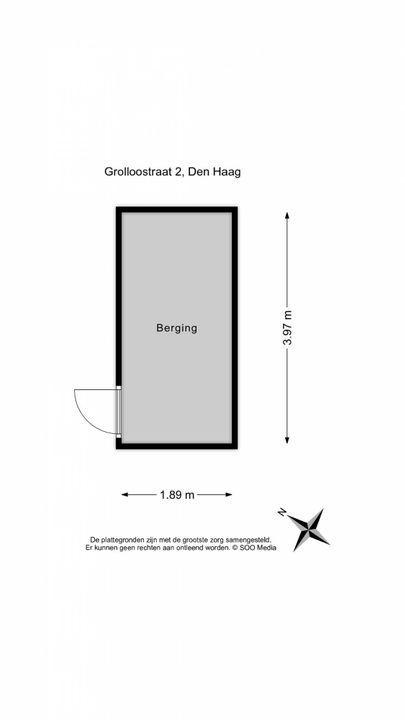 Grolloostraat 2, Den Haag floorplan-3