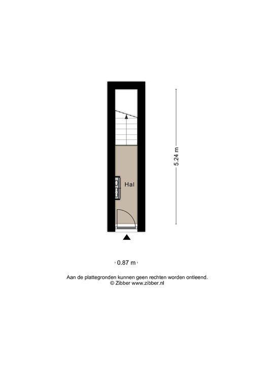 Malakkastraat 110, Den Haag floorplan-0