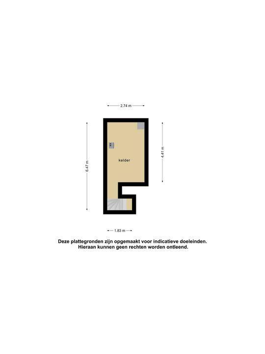 Groot Hertoginnelaan 17, Den Haag floorplan-4
