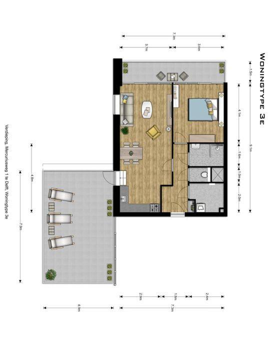 , Delft plattegrond-10