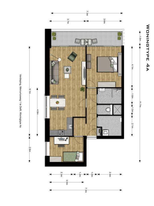 , Delft plattegrond-13