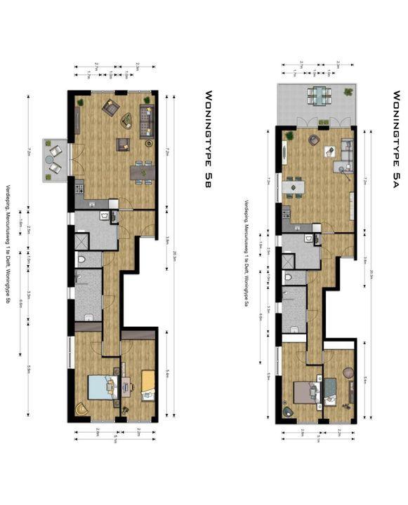 , Delft plattegrond-15