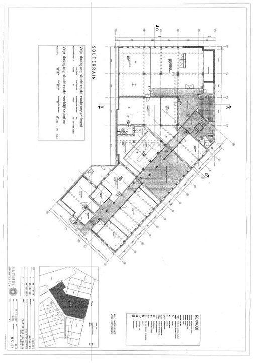 Hooikade 13, Delft plattegrond-3