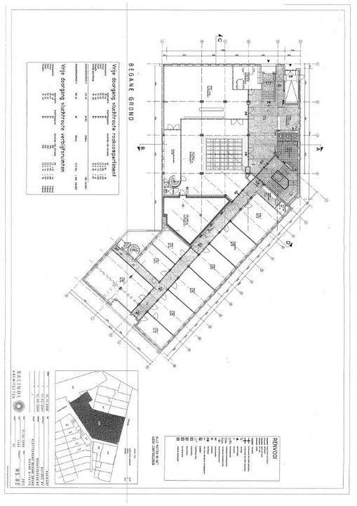 Hooikade 13, Delft plattegrond-0