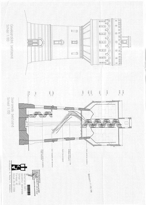 Kalverbos 20 22, Delft plattegrond-0
