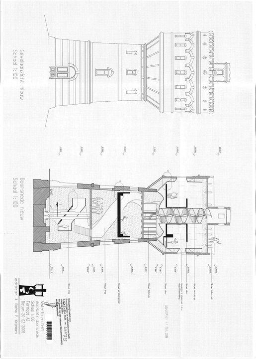 Kalverbos 20 22, Delft plattegrond-1