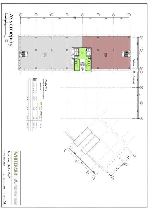 Poortweg 2 4,6,8, Delft plattegrond-8