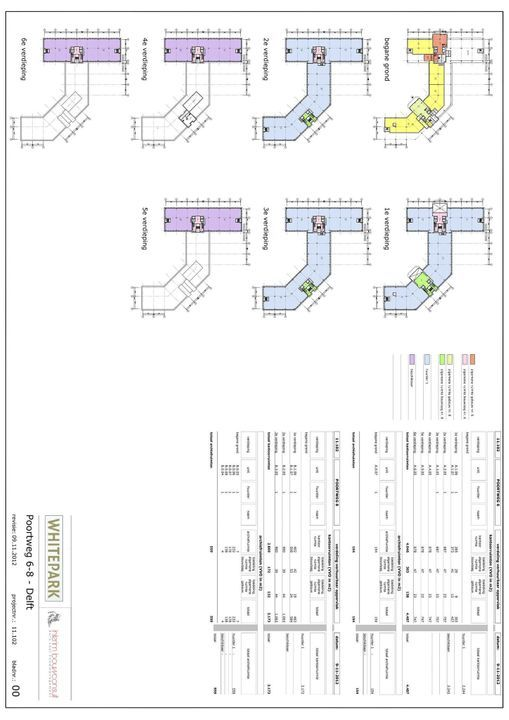 Poortweg 2 4,6,8, Delft plattegrond-10