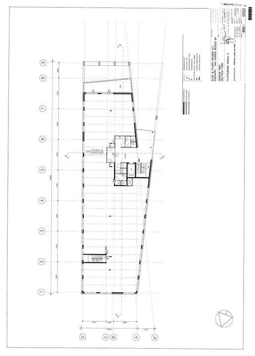 Delftechpark 1 -7, Delft plattegrond-4