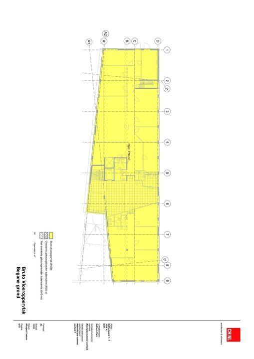 Delftechpark 1 -7, Delft plattegrond-7