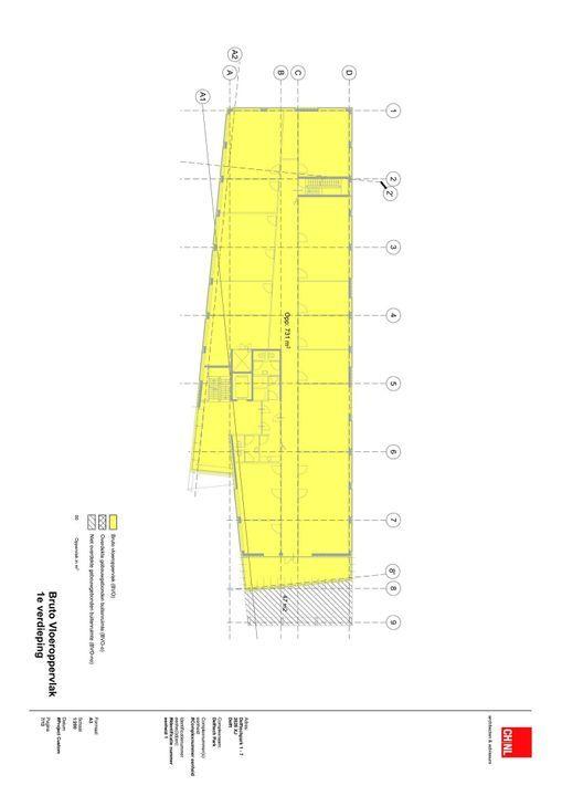 Delftechpark 1 -7, Delft plattegrond-8