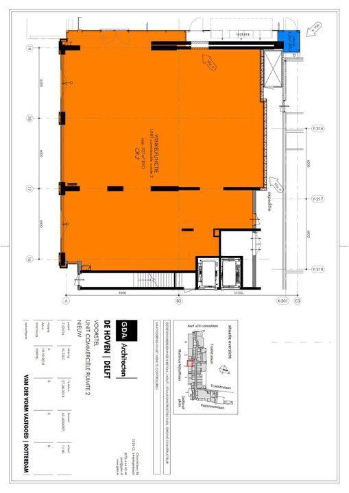 Martinus Nijhofflaan 474, Delft plattegrond-1