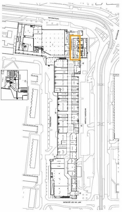 Papsouwselaan 486, Delft plattegrond-0