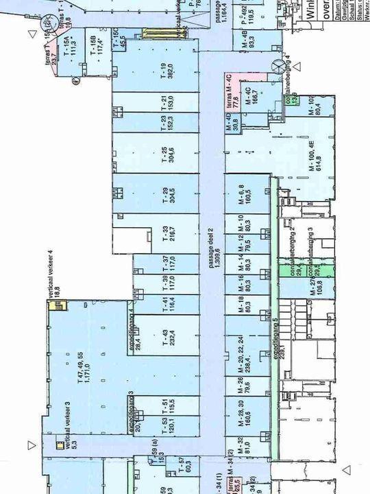 Troelstralaan 21, Delft plattegrond-0