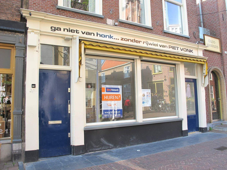 Voldersgracht 20, Delft foto-1