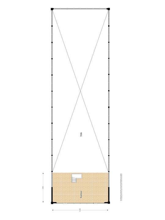 Prof. Snijdersstraat 5, Delft plattegrond-1