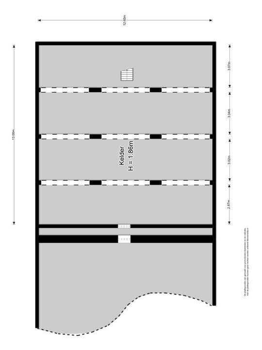 Prof. Snijdersstraat 5, Delft plattegrond-2
