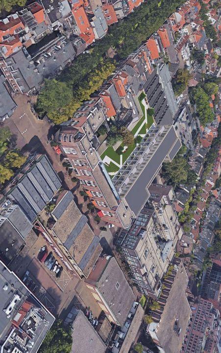 Kruisstraat 71, Delft plattegrond-5
