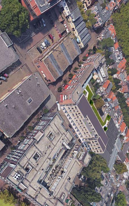 Kruisstraat 71, Delft plattegrond-6