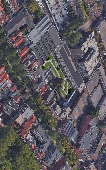 Kruisstraat 71, Delft plattegrond-7