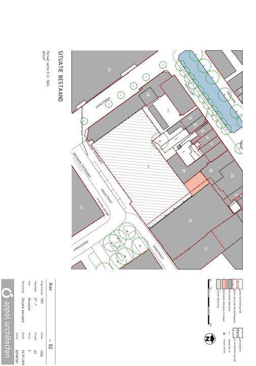 Kruisstraat 71, Delft plattegrond-9