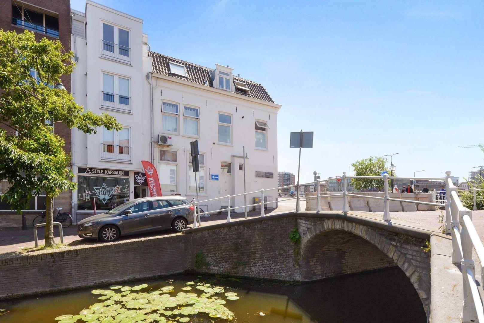 Achterom 1 3 en 5, Delft foto-6