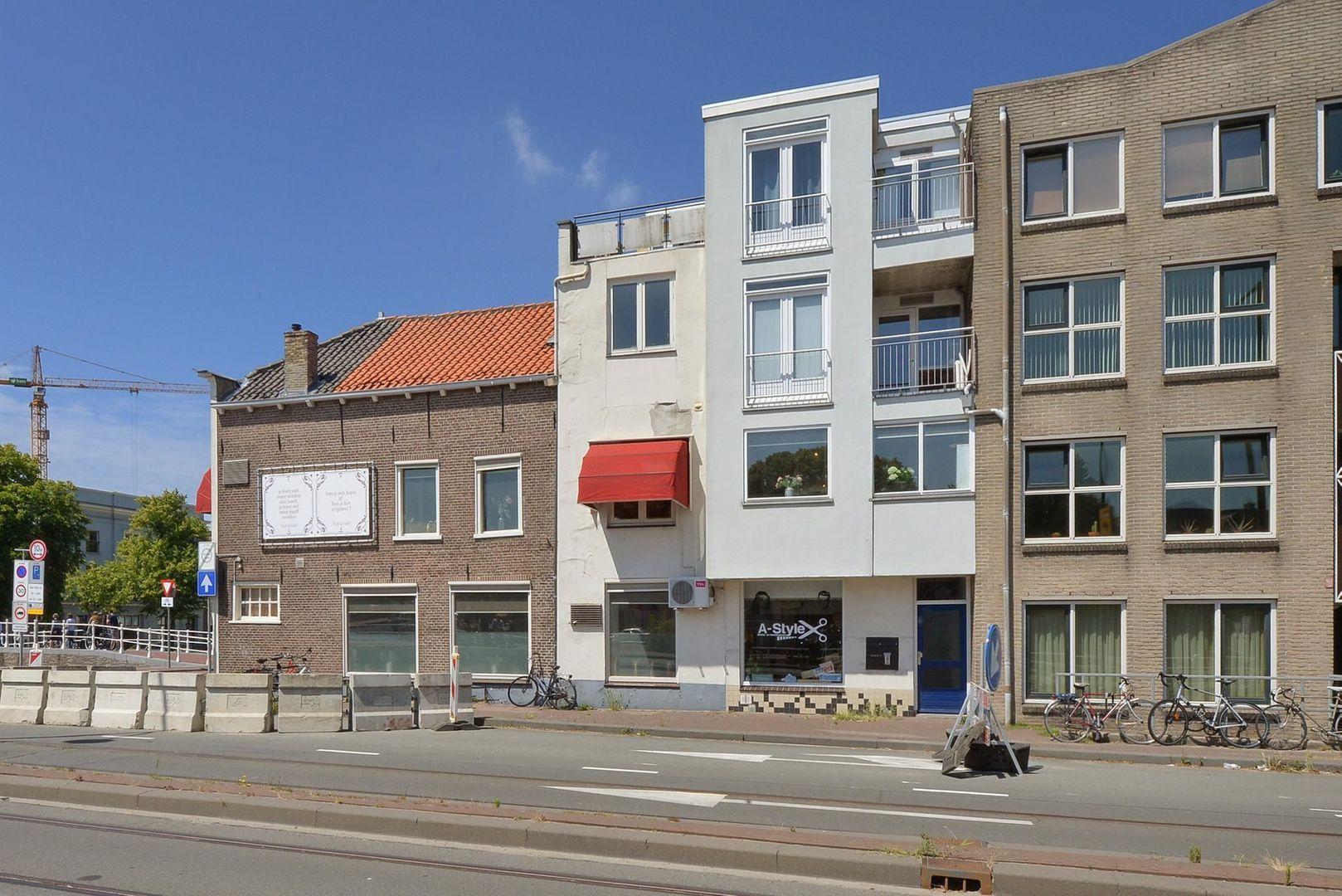 Achterom 1 3 en 5, Delft foto-8