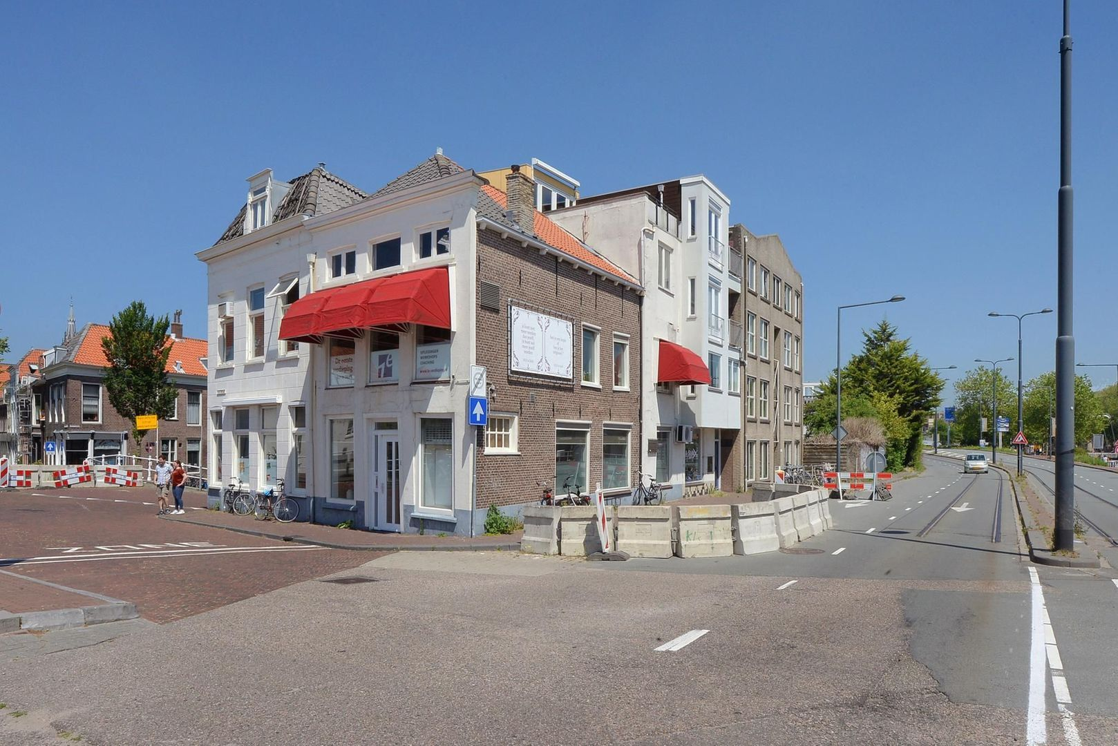 Achterom 1 3 en 5, Delft foto-9