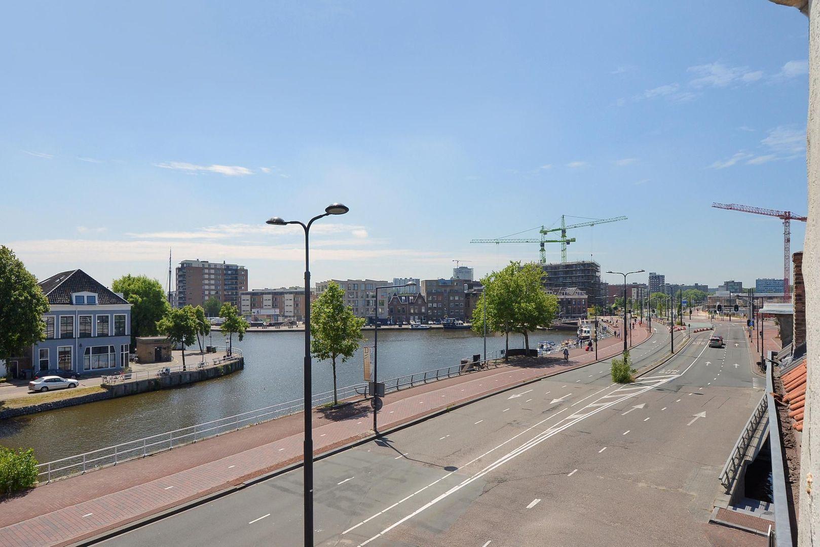 Achterom 1 3 en 5, Delft foto-39