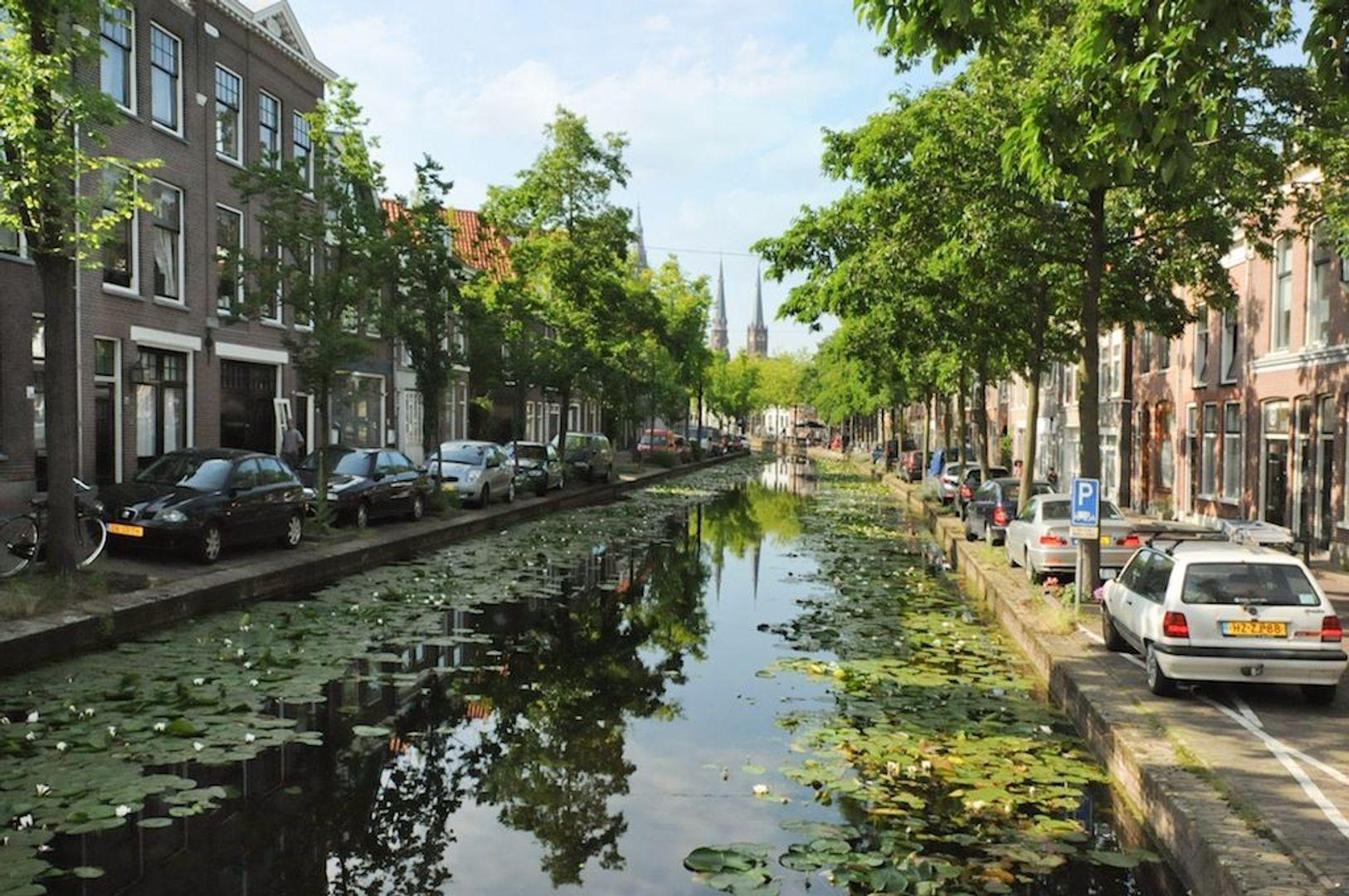 Achterom 1 3 en 5, Delft foto-57