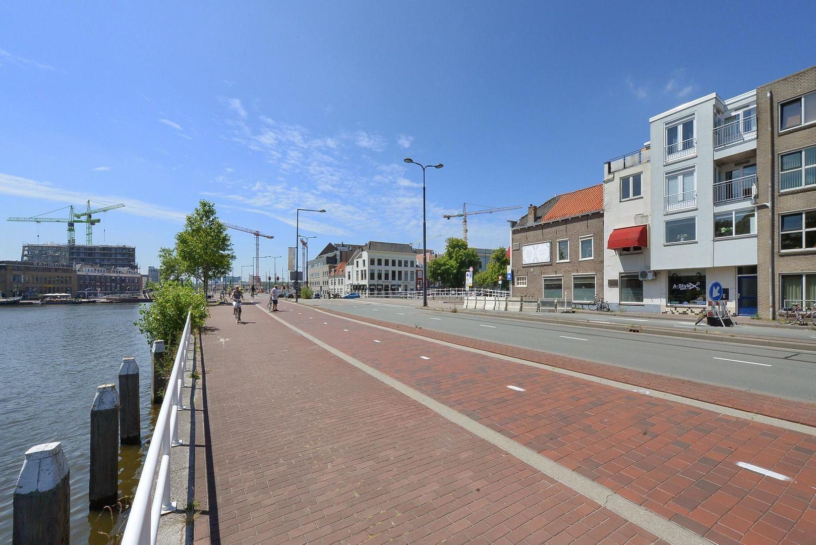 Achterom 1 3 en 5, Delft foto-58