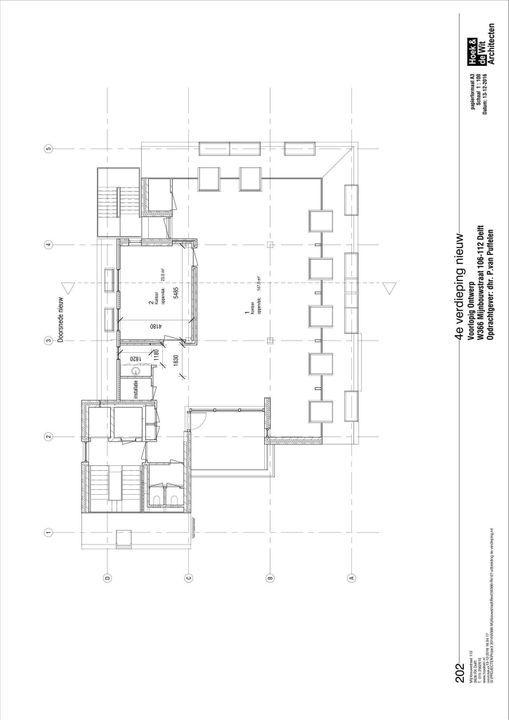 Mijnbouwstraat 112, Delft plattegrond-0