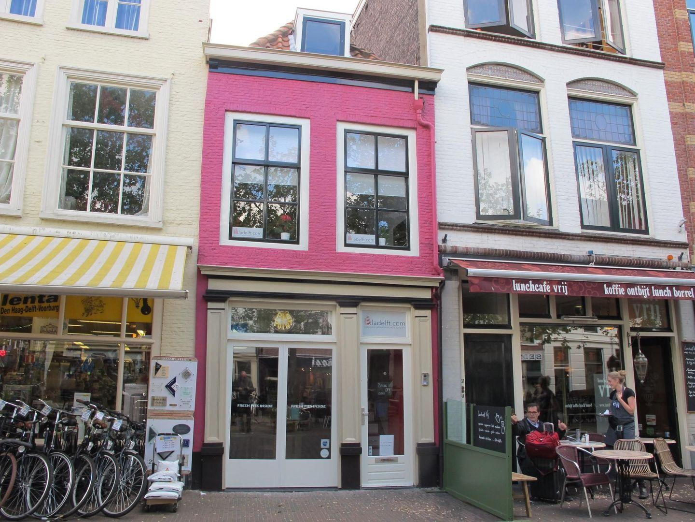 Brabantse Turfmarkt 59, Delft foto-1