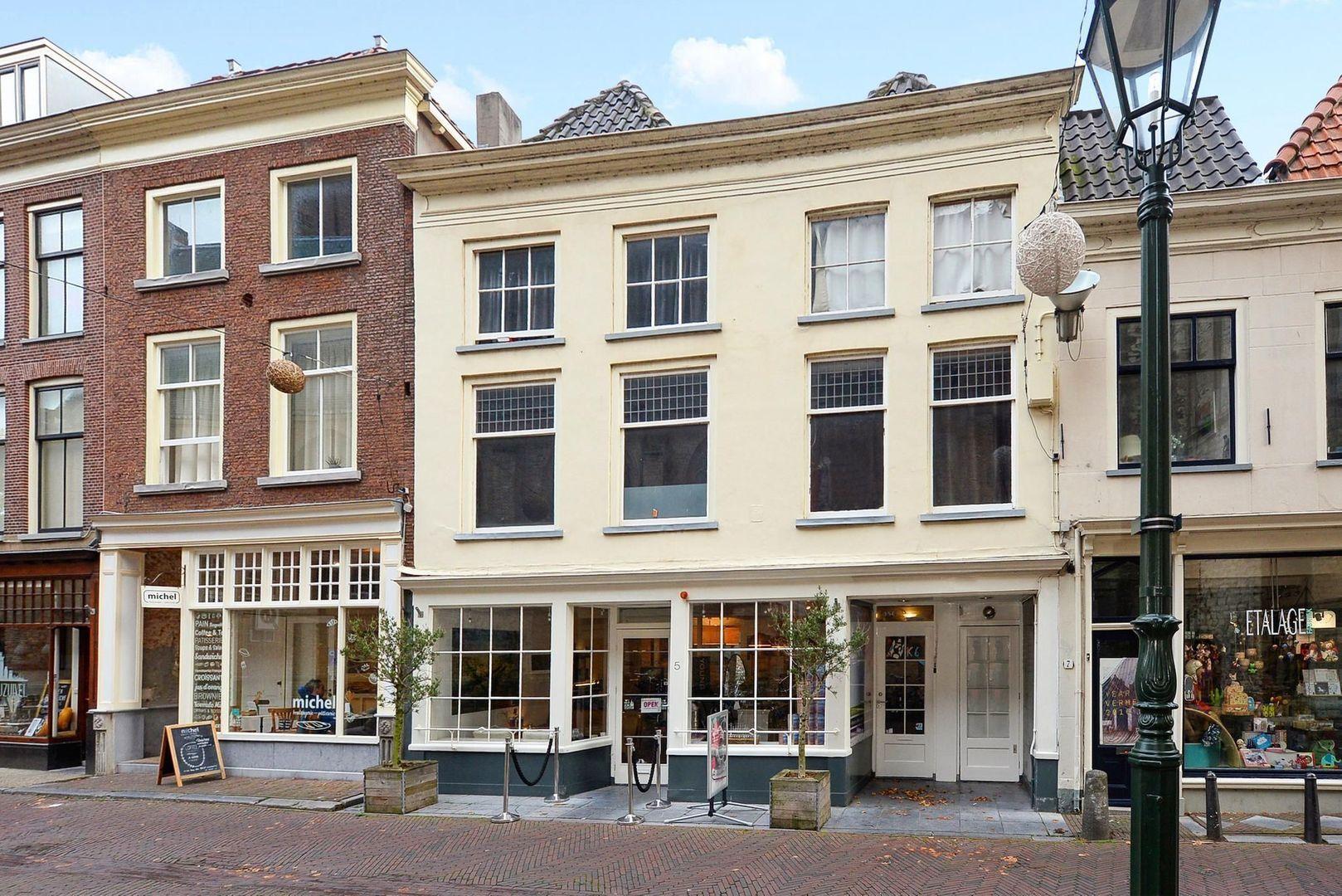 Oude Kerkstraat 5, Delft foto-0