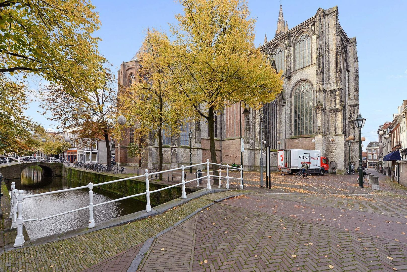 Oude Kerkstraat 5, Delft foto-3