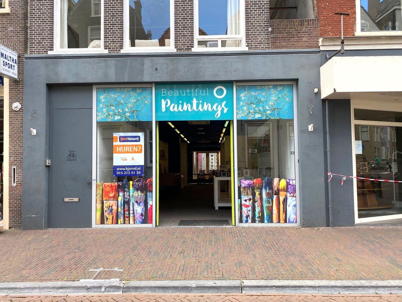 Oude Langendijk 22, Delft foto-1