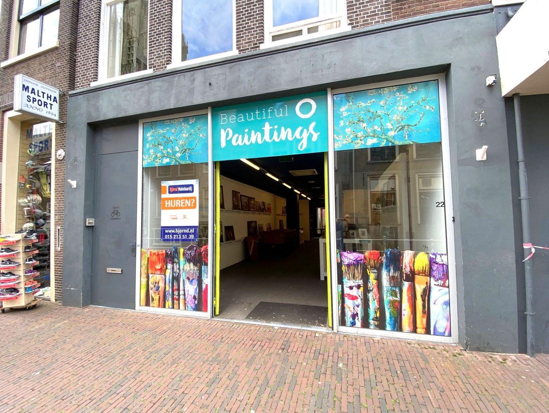 Oude Langendijk 22, Delft foto-0
