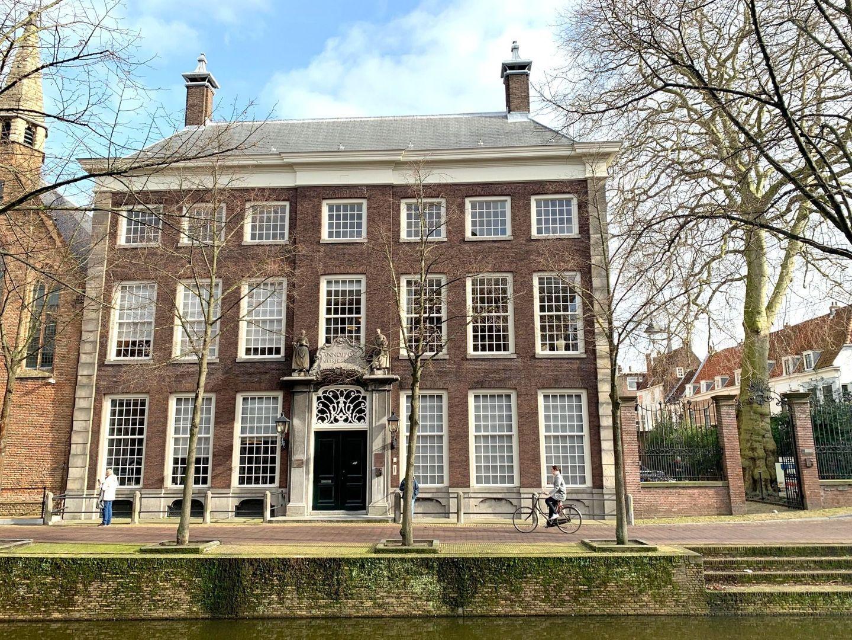 Oude Delft 116, Delft foto-1