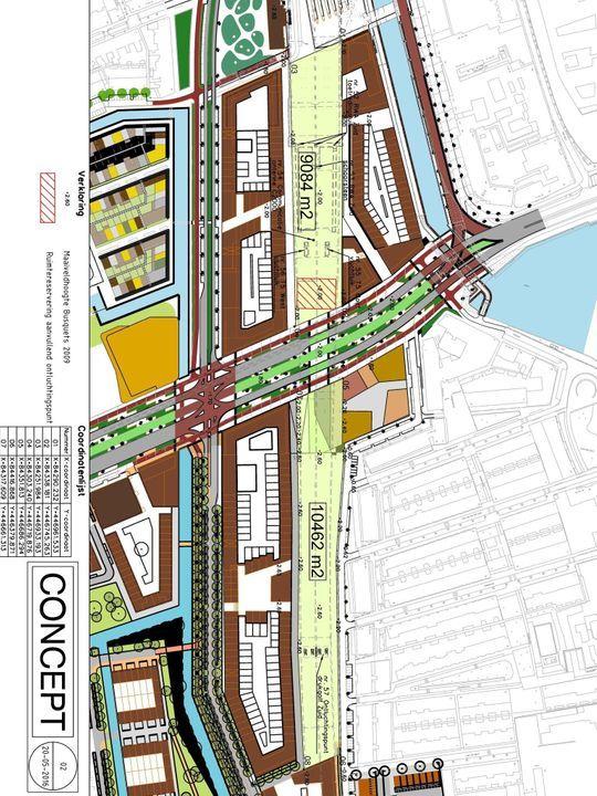 Irene boulevard 0 ong, Delft plattegrond-2