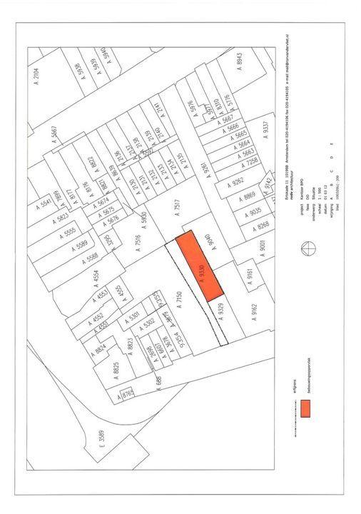 Scheepmakerij 12, Delft plattegrond-0