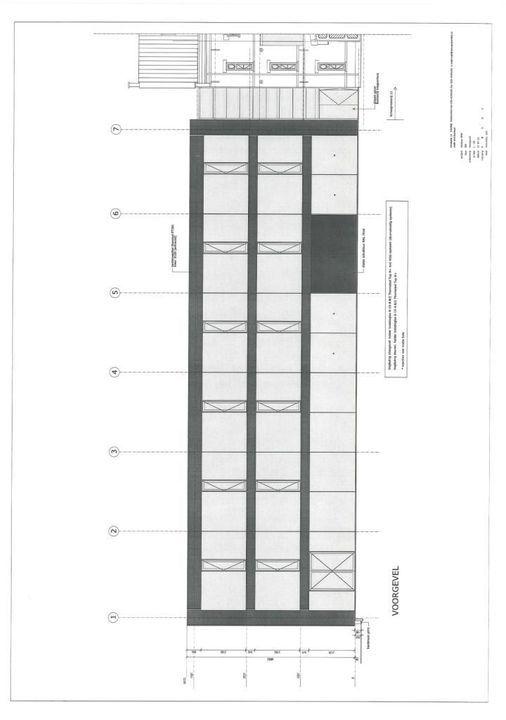 Scheepmakerij 12, Delft plattegrond-1