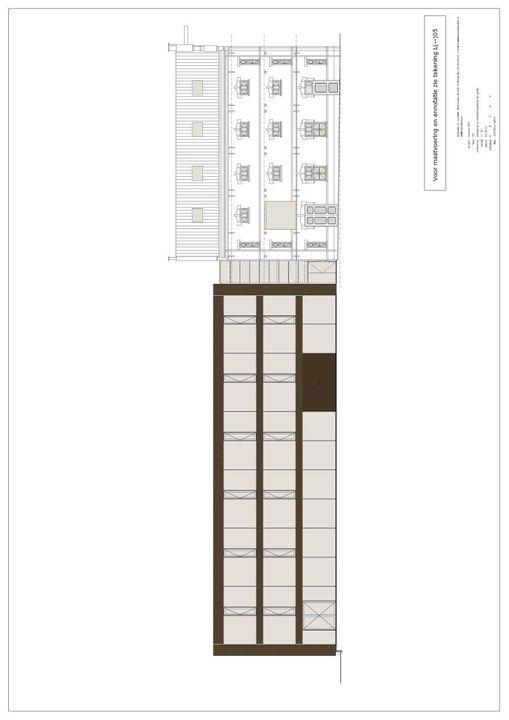 Scheepmakerij 12, Delft plattegrond-2