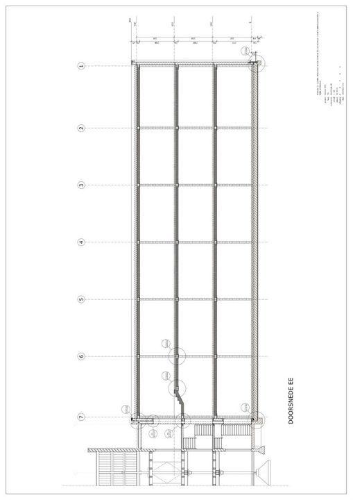 Scheepmakerij 12, Delft plattegrond-3