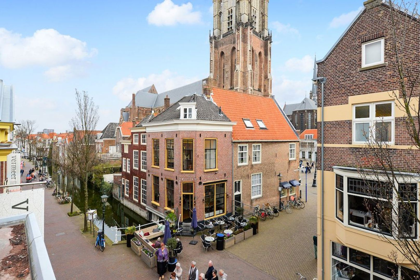 Voldersgracht 19 A, Delft foto-7